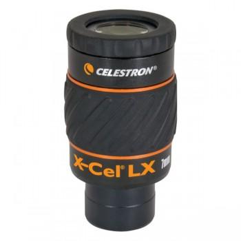 """Окуляр Celestron X-Cel  LX  7 мм, 1,25"""""""