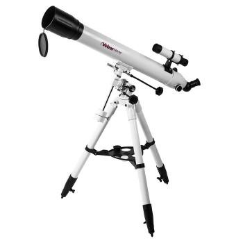 Телескоп Veber 900/90 Эк Белый