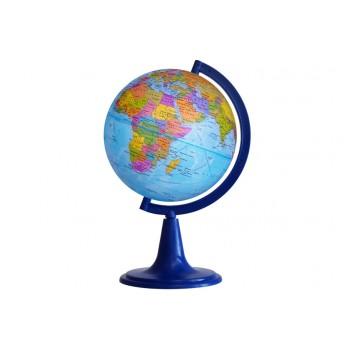 Глобус политический диаметром 120 мм