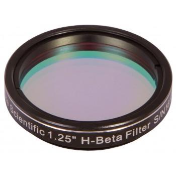 """Светофильтр Explore Scientific H-Beta, 1,25"""""""