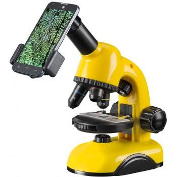 Микроскоп Bresser National Geographic Biolux 40–800x