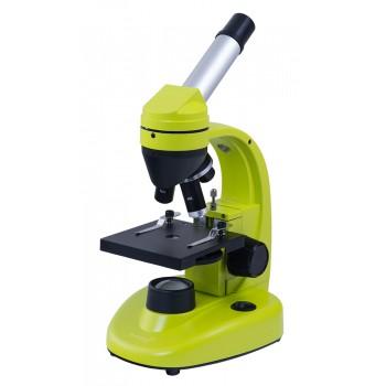 Микроскоп Levenhuk Rainbow 50L NG Lime\Лайм