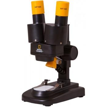 Микроскоп стереоскопический Bresser National Geographic 20x