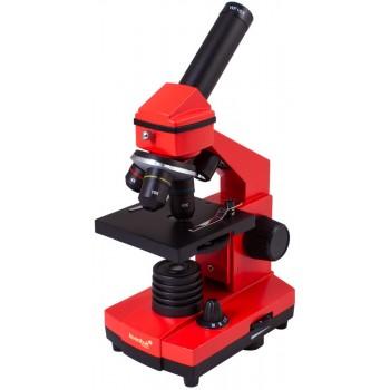 Микроскоп Levenhuk Rainbow 2L PLUS Orange\Апельсин