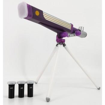 Телескоп игрушечный EDU-TOYS 20x, 40x, 60x