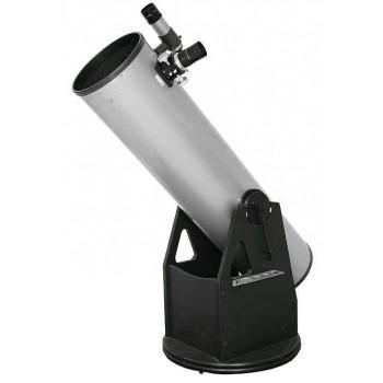 "Телескоп GSO Dob 10"", серебристый"
