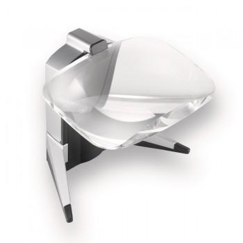Лупа настольная асферическая Eschenbach Scribolux 2,8x, 100x75 мм, с подсветкой