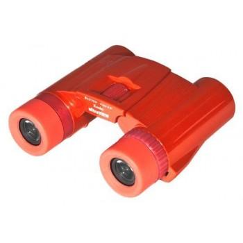 Бинокль Kenko Ultra View 8x21 DH, красный