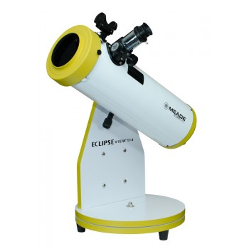 Телескоп Meade EclipseView 114 мм на настольной монтировке, с солнечным фильтром