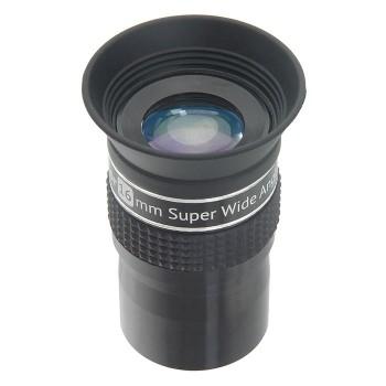 "Окуляр для телескопа Veber 16mm SWA ERFLE 1,25"""