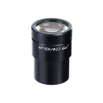 Окуляр для микроскопа WF10X со шкалой (MC 3, 4)