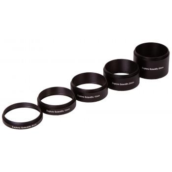 Набор удлинительных колец Explore Scientific M48x0,75 (30, 20, 15, 10, 5 мм)